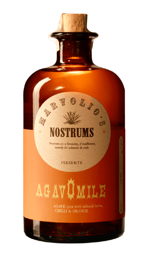 TequiLomile bottle